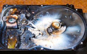 hillary shreds hard drives